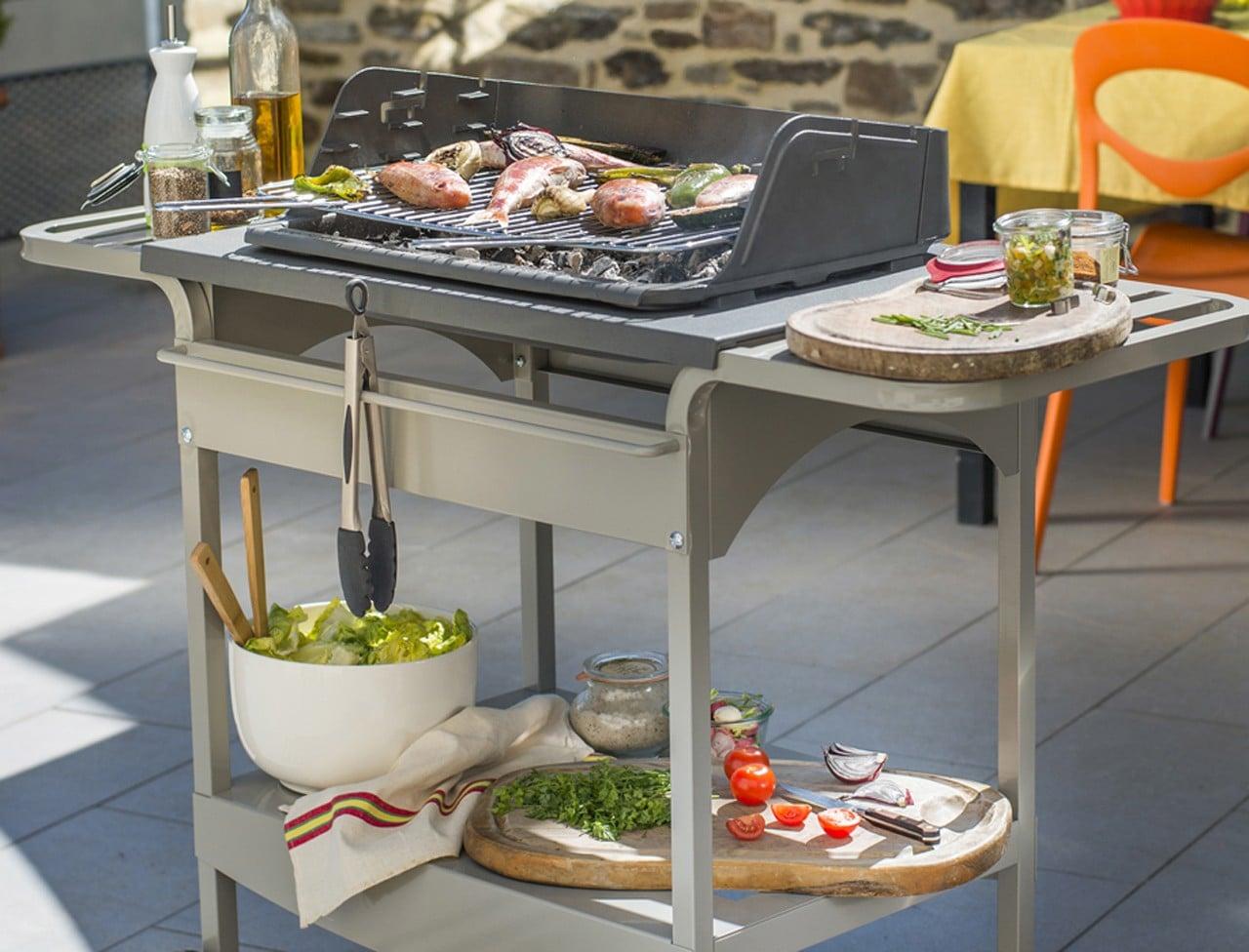 la plancha lectrique pour une cuisine d int rieur. Black Bedroom Furniture Sets. Home Design Ideas