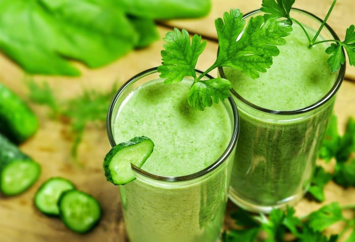 Quelle boisson détox pour perdre du ventre ?