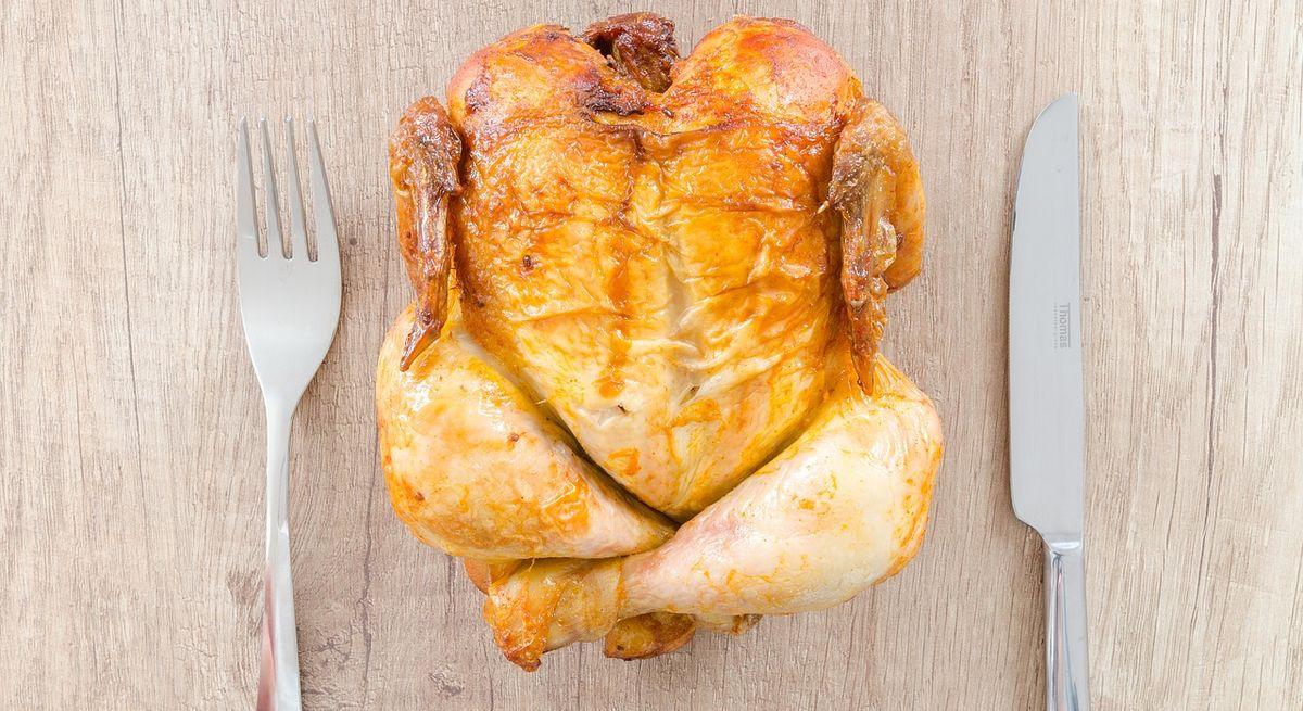 Comment savoir si le poulet est bien cuit ?